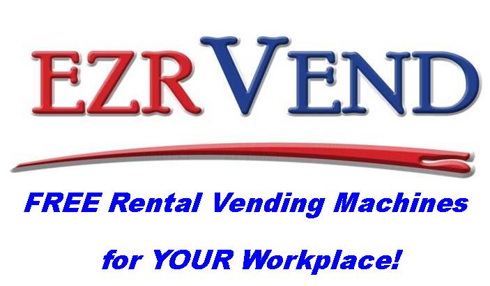 EZR Vend logo for IVMOA